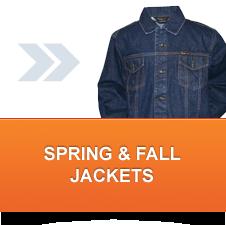 FR Spring / Fall Jackets