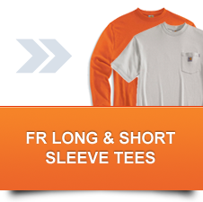 FR Long and Short Sleeve Tees