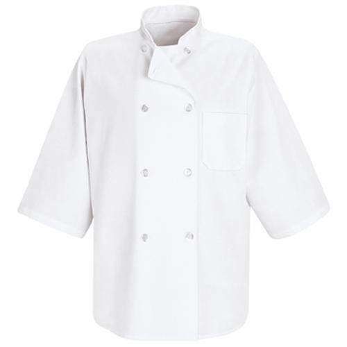 Half-Sleeve Chef Coat