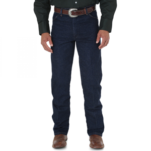 Wrangler Cowboy Cut Boot Cut Stretch Jean