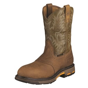 Workhog Pull-On Composite Toe Boot
