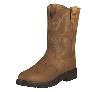 Ariat Sierra Saddle Soft Toe Boot - 9.5M ONLY