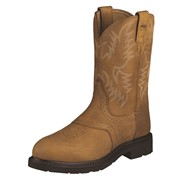 Sierra Saddle Steel Toe Boot