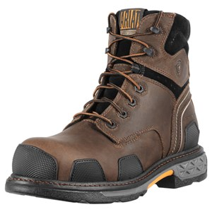 "Ariat OverDrive 6"" Composite Toe Boot"