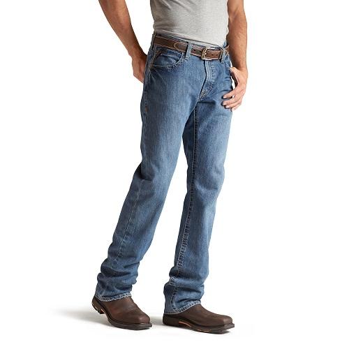 Ariat FR M4 Low Rise Boot Cut Jeans