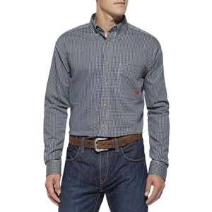Ariat FR Plaid Work Shirt