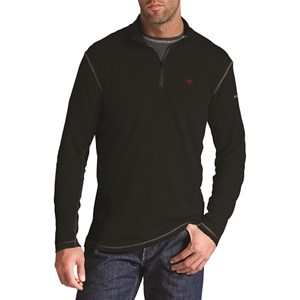 Ariat FR Polartec 1/4 Zip Baselayer