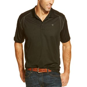 Ariat AC Tek Short Sleeve Polo