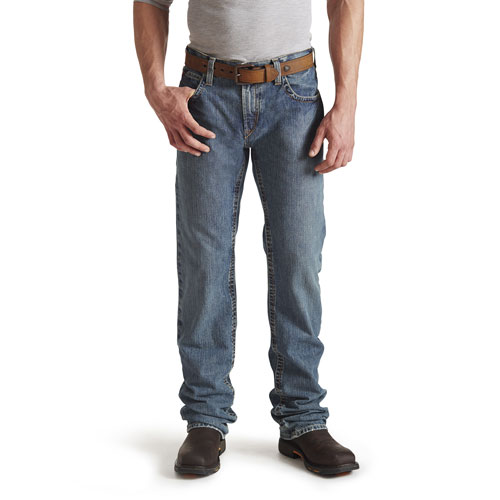 Ariat FR M5 Slim Fit Straight Leg Jeans