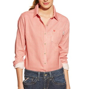 Women's FR Basin Work Shirt