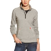 Women's FR Polartec 1/4-Zip Fleece