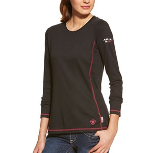 Women's FR Polartec Power Dry Top