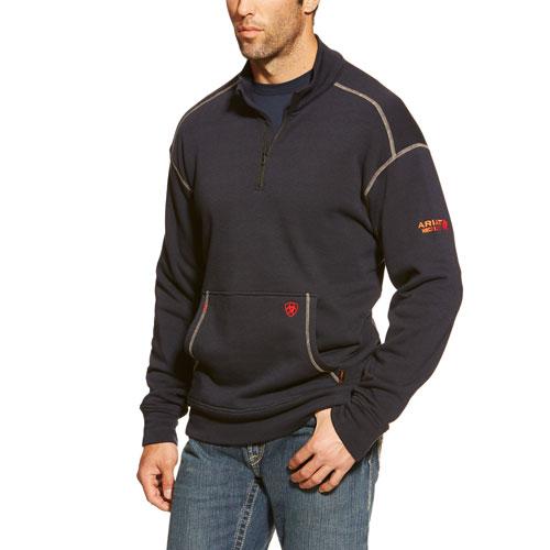 Ariat FR Polartec 1/4 Zip Fleece