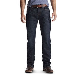 Rebar M4 Lightweight Boot Cut Jeans in Bodie