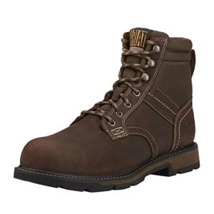 "Groundbreaker 6"" H2O Steel Toe Work Boot"