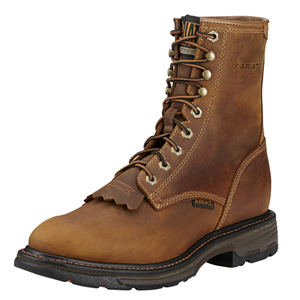 "Ariat Workhog 8"" Composite Toe Boot"