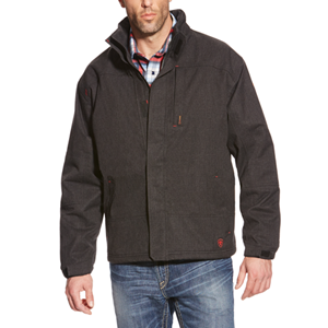 Ariat FR H2OProof Jacket in Black