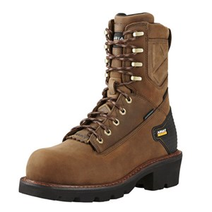 "Powerline 8"" H2O Composite Toe Boot"