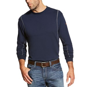 FR AC Crew Long Sleeve Shirt