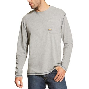 Rebar Long Sleeve Crew Shirt