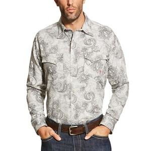 FR Milo Paisley Work Shirt