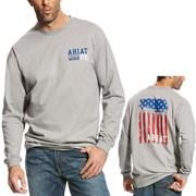FR Americana Graphic Crew