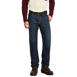 FR M4 Low Rise Durastretch Lineup Straight Leg Jeans