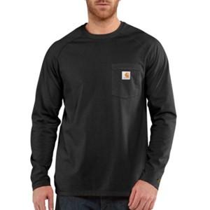 Carhartt FORCE Cotton Long-Sleeve T-Shirt