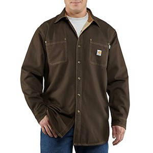 Carhartt FR Canvas Shirt Jacket
