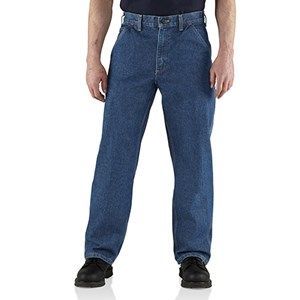 Flame Resistant Denim Utility Dungaree