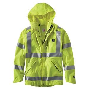 Hi-Vis Class 3 Waterproof Jacket