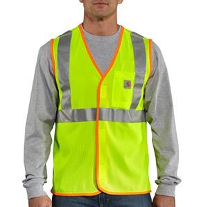 Class 2 Hi-Vis Safety Vest