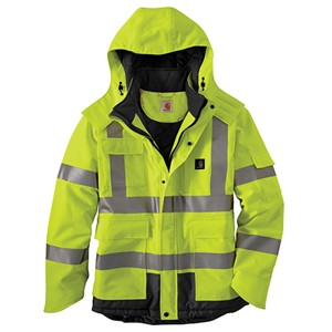 Hi-Vis Class 3 Sherwood Jacket