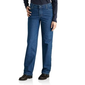 Women's Carhartt FR Denim Jean