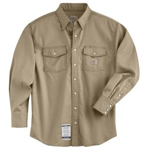 Carhartt FR Snap-Front Work Shirt