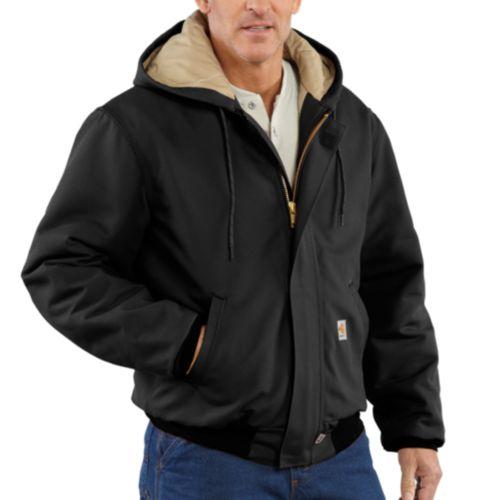 6d8b8254935a Carhartt Flame Resistant Duck Active Jacket - 101621