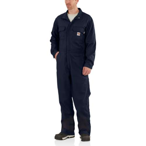 carhartt fr deluxe coverall dual certified 102150