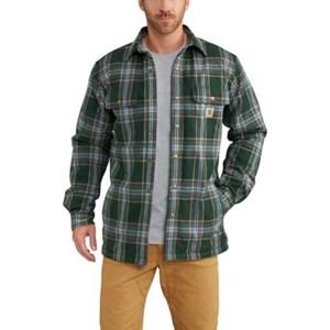 Carhartt Hubbard Sherpa-Lined Shirt Jac