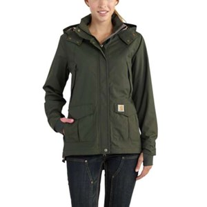 Carhartt Women's Shoreline Jacket in Olive
