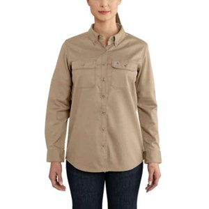 Women's Carhartt FR Rugged Flex Work Shirt