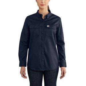 Women's Carhartt FR Rugged Flex Work Shirt