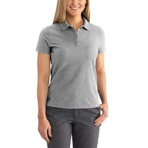 Carhartt Contractor's Shirt Sleeve Work Polo