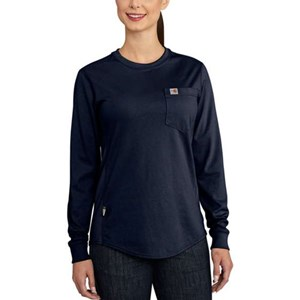 Women's Carhartt FR Force Long Sleeve Shirt