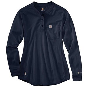 Women's Carhartt Force FR Henley