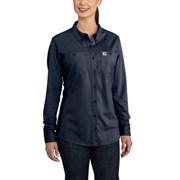 Women's Carhartt FR Force Hybrid Shirt