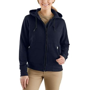 Women's Heavyweight Zip-Up Sweatshirt