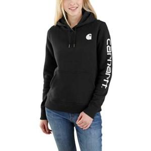 Clarksburg Graphic Sleeve Pullover Sweatshirt