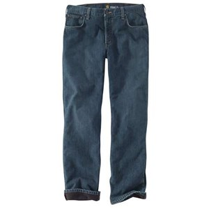 Carhartt Fleece Lined Holter Jean Relaxed Fit