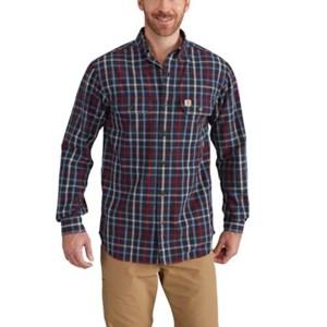 Carhartt Fort Plaid Long Sleeve Shirt