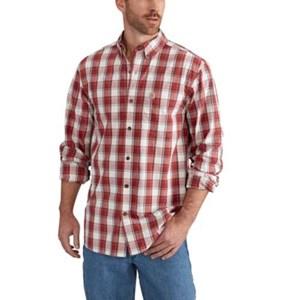 Carhartt Essential Plaid Work Shirt